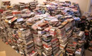 VHS Heave... or Hell. Photo credit: makelessnoise via flickr