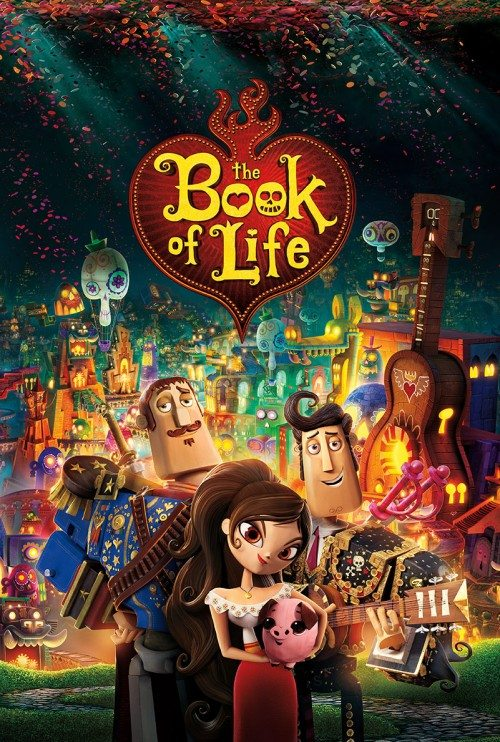 """The Book of Life"" Is a Story for the Living"