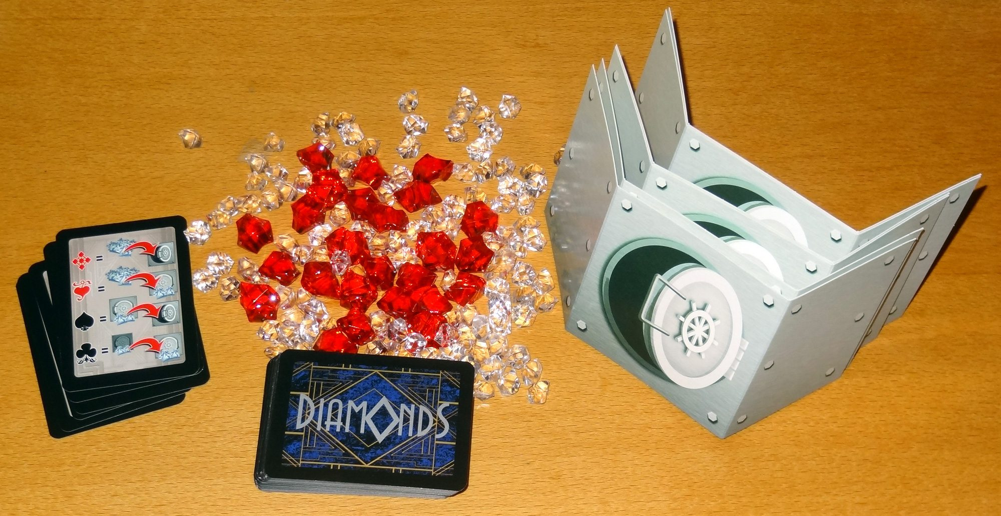 Diamonds components