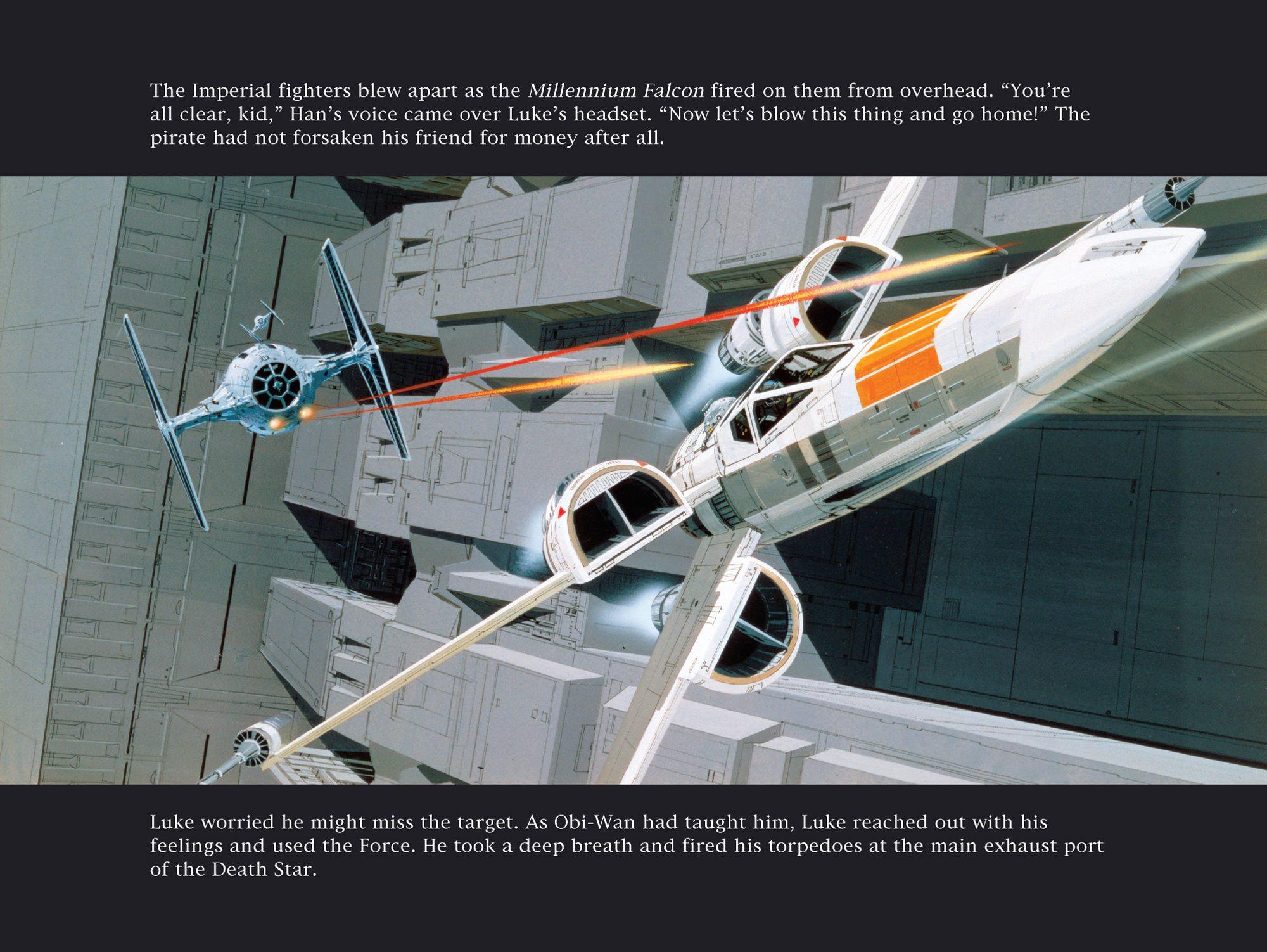 McQuarrie X Wing