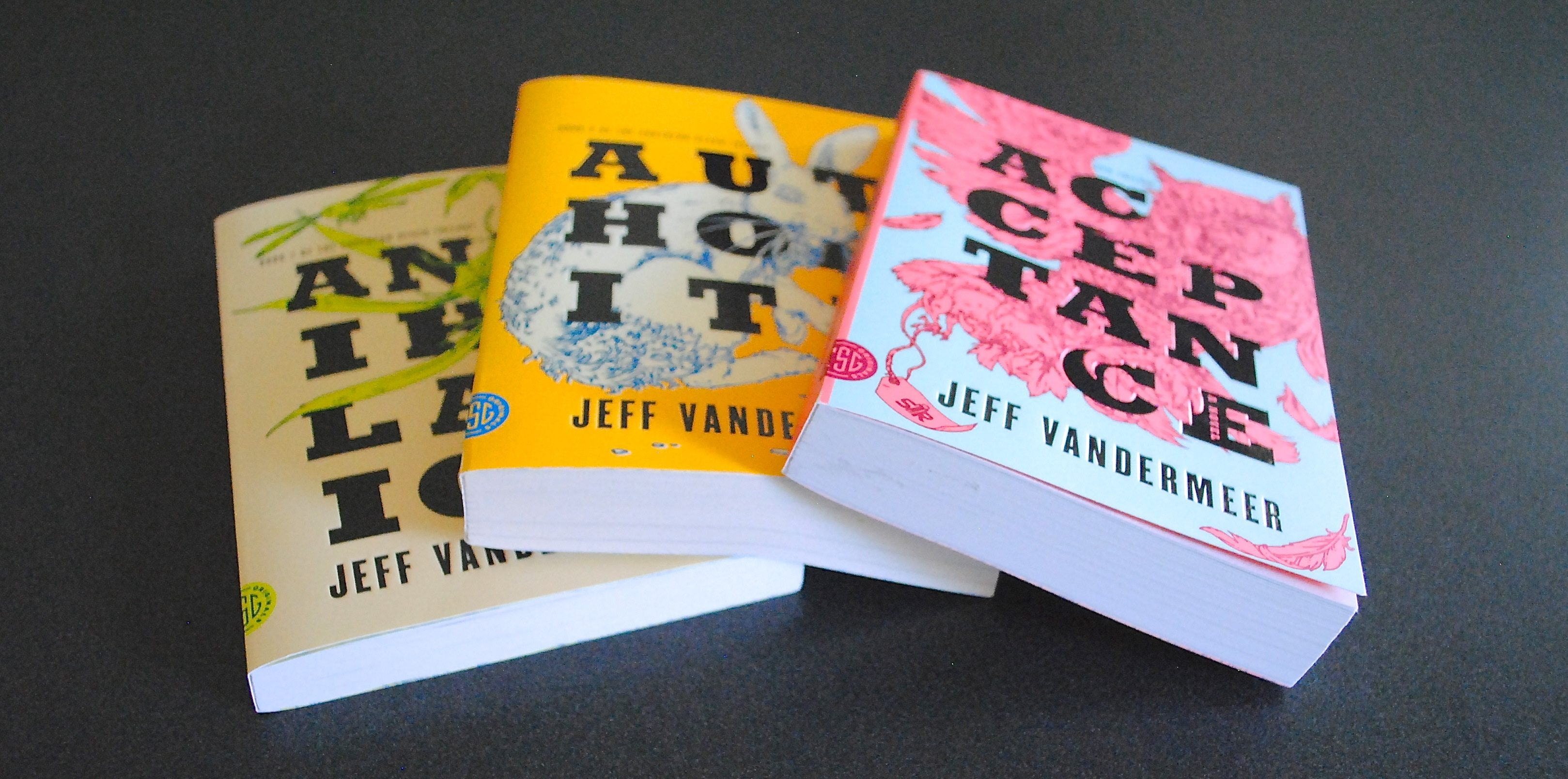 Jeff VanderMeer's Southern Reach Trilogy: Annihilation, Authority and Acceptance