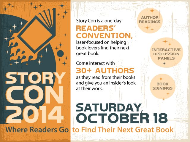 Story Con 2014 Arrives This Saturday In Vancouver Washington