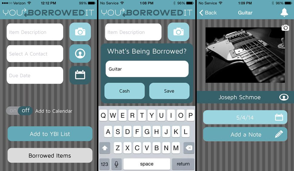 An App for Your Personal Library: You Borrowed It - GeekDad