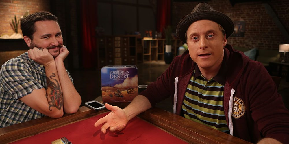 TableTop Plays Forbidden Desert as a Special Thanksgiving Treat