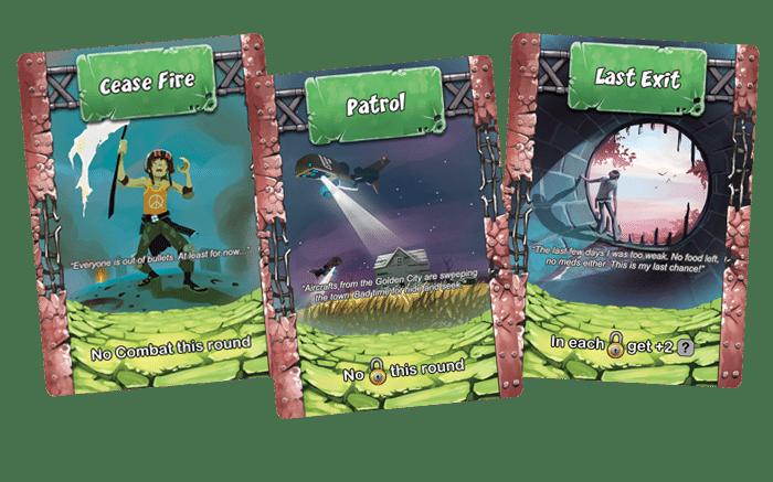 Raid & Trade Events