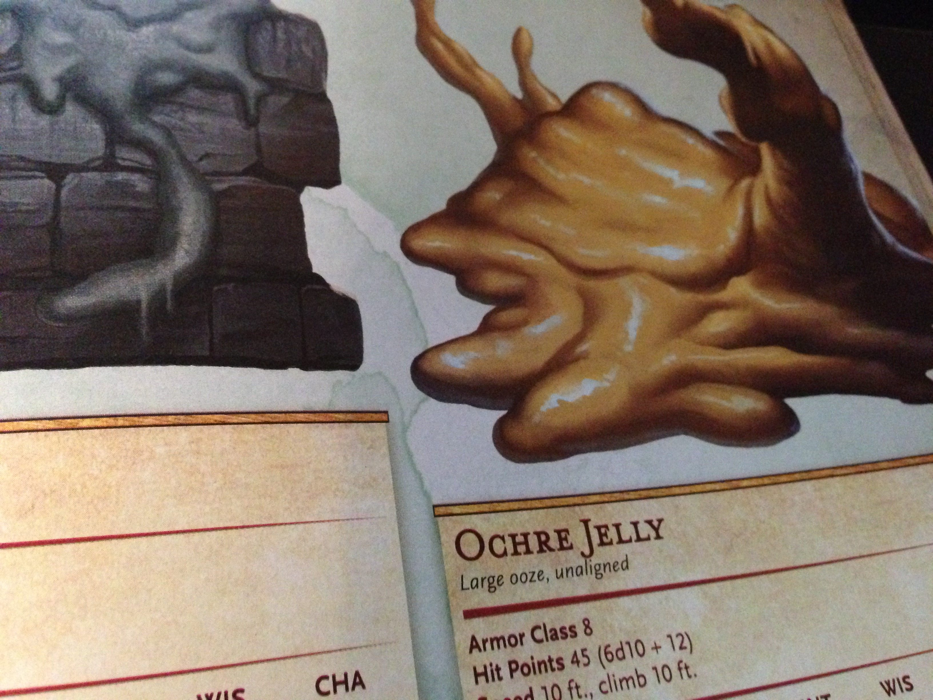 Ochre Jelly