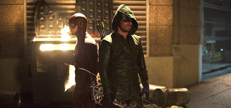"The Flash vs. Arrow: ""Who Would Win?"""