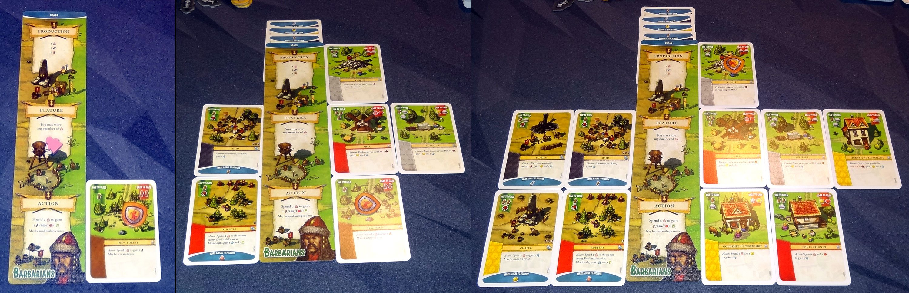 Imperial Settlers Barbarians