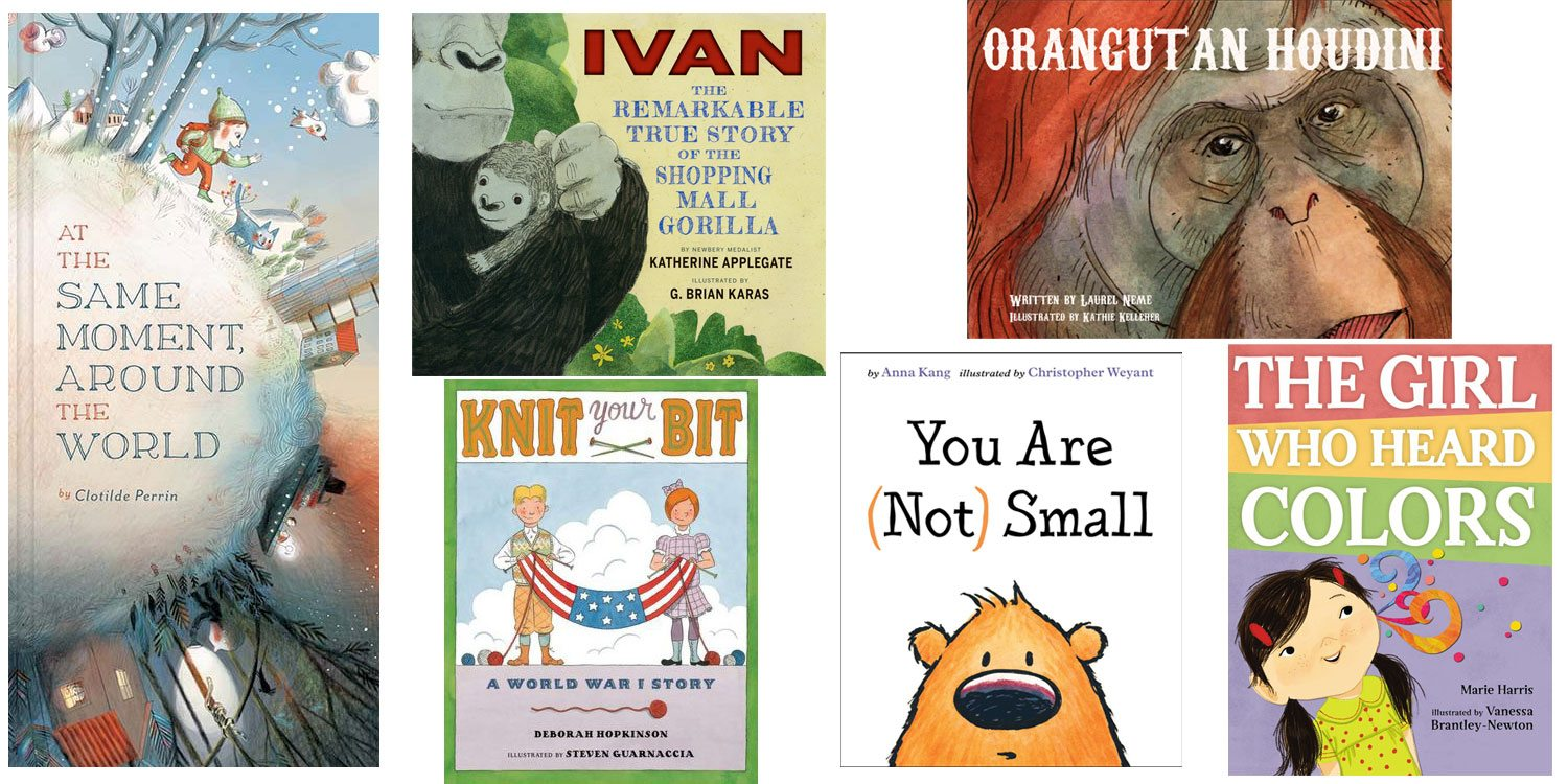 Educational Picture books