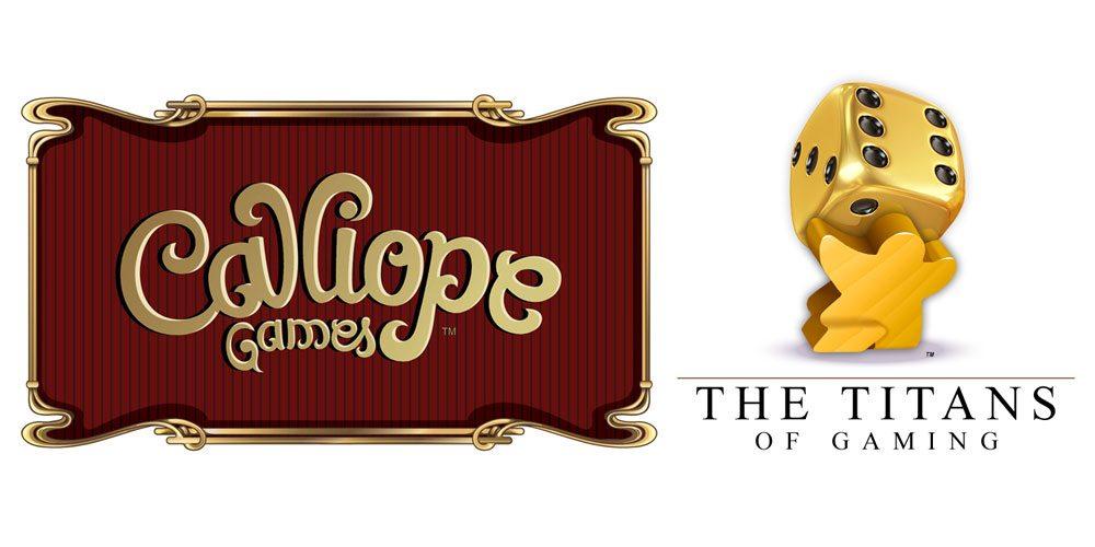 Calliope Games: Titans of Gaming