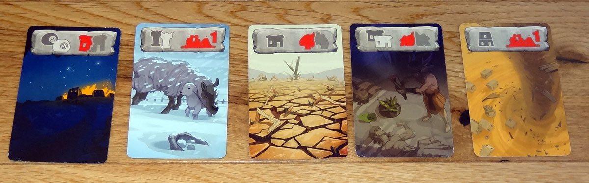 Hoyuk Catastrophe Cards