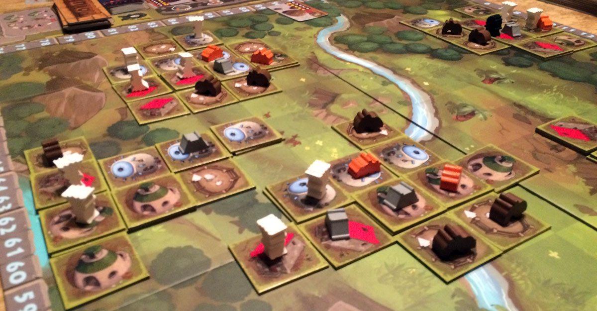 Hoyuk advanced game