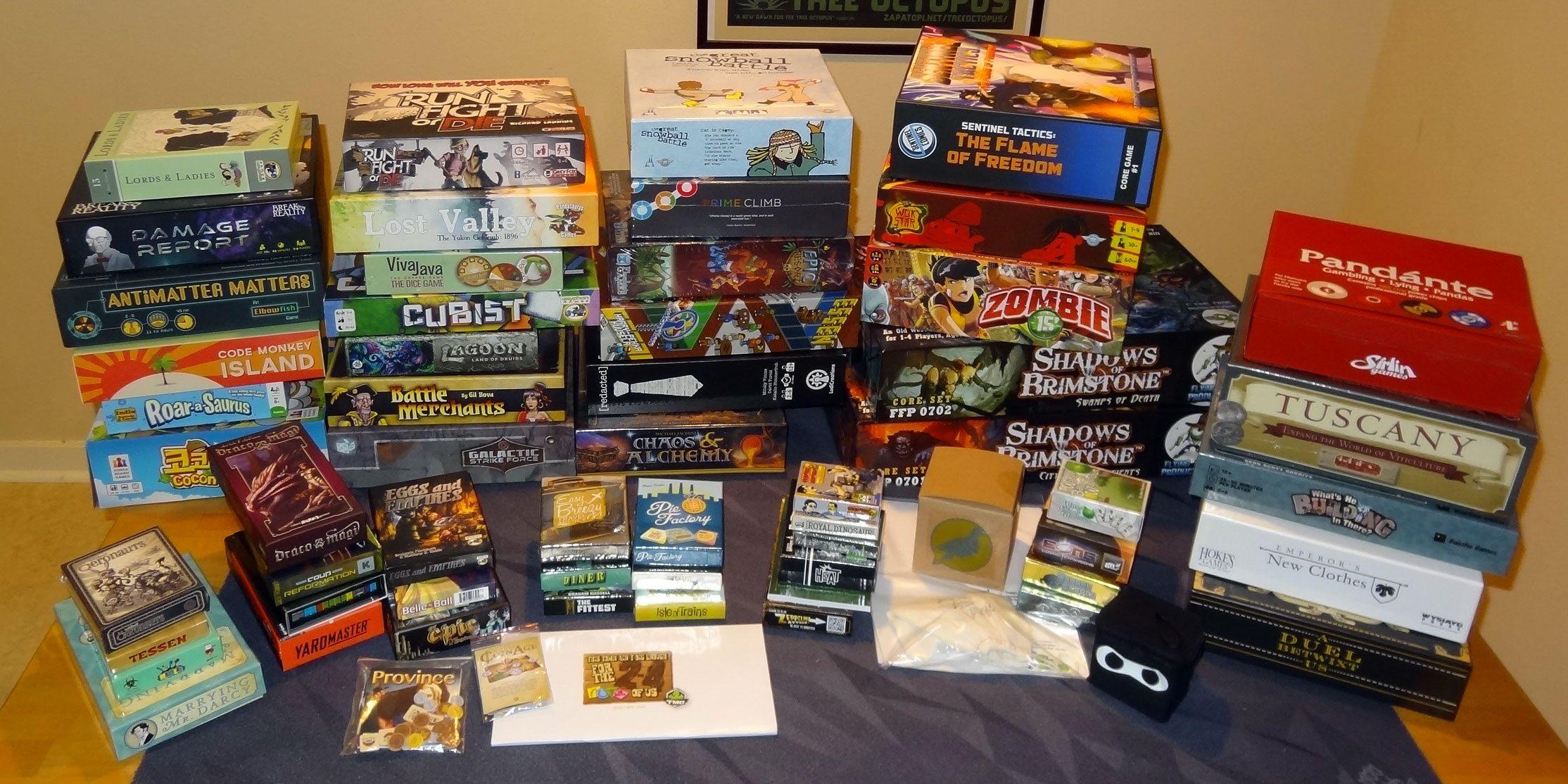 Kickstarter Tabletop 2014