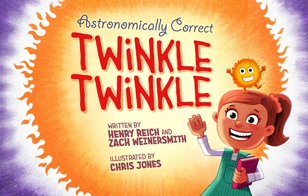 "The Astronomically Correct ""Twinkle Twinkle Little Star"" Is Fun and Factual"