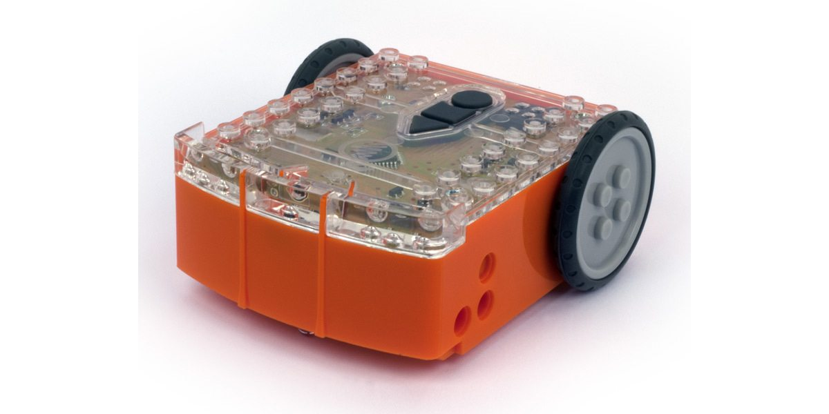 Meet Edison: The LEGO-Compatible Robot