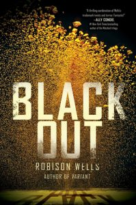Black Out by Robison Wells