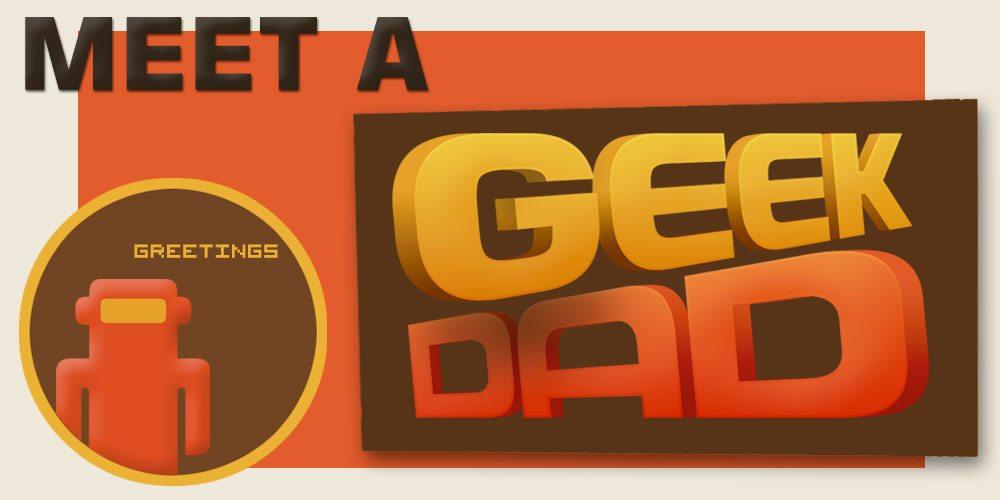 Meet a GeekDad: Editor Matt Blum