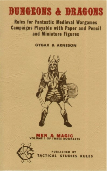 Volume 1: Men & Magic