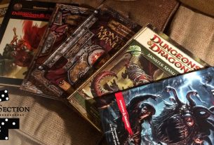 The Dice Section: Dungeons & Dragons