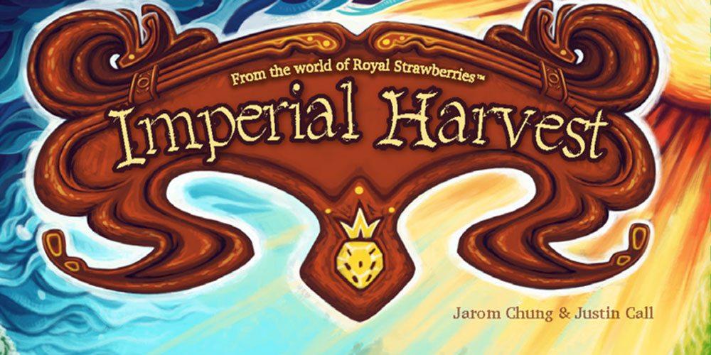 Kickstarter Tabletop Alert: 'Imperial Harvest'