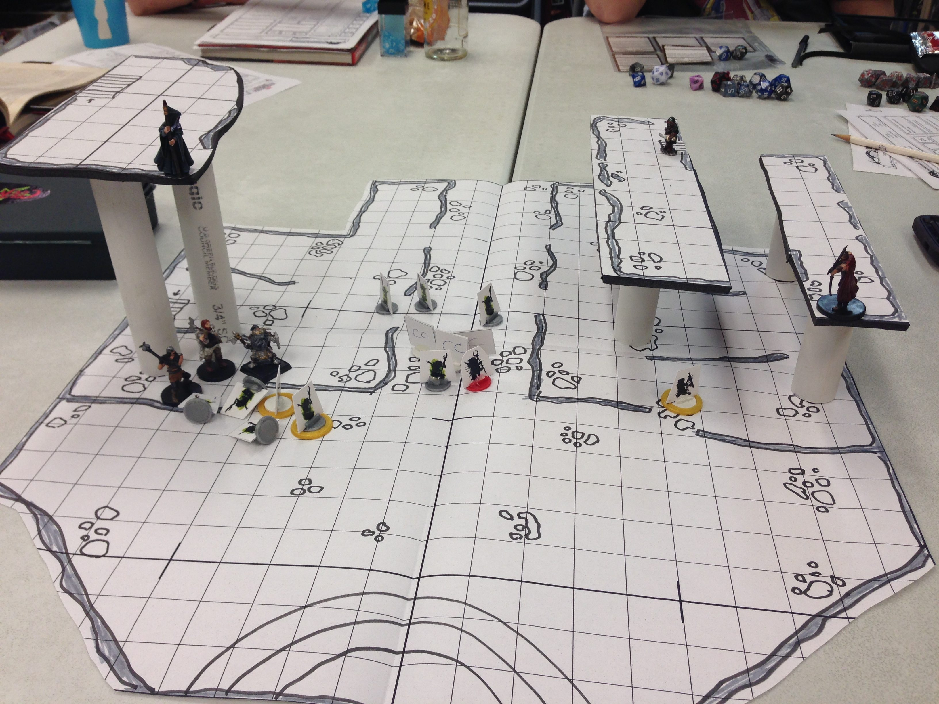 D&D' Encounters DM Report: A History Lesson and Math Is Your