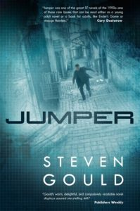 Jumper by Steven Gould