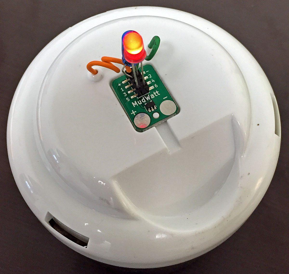 MudWatt-LED