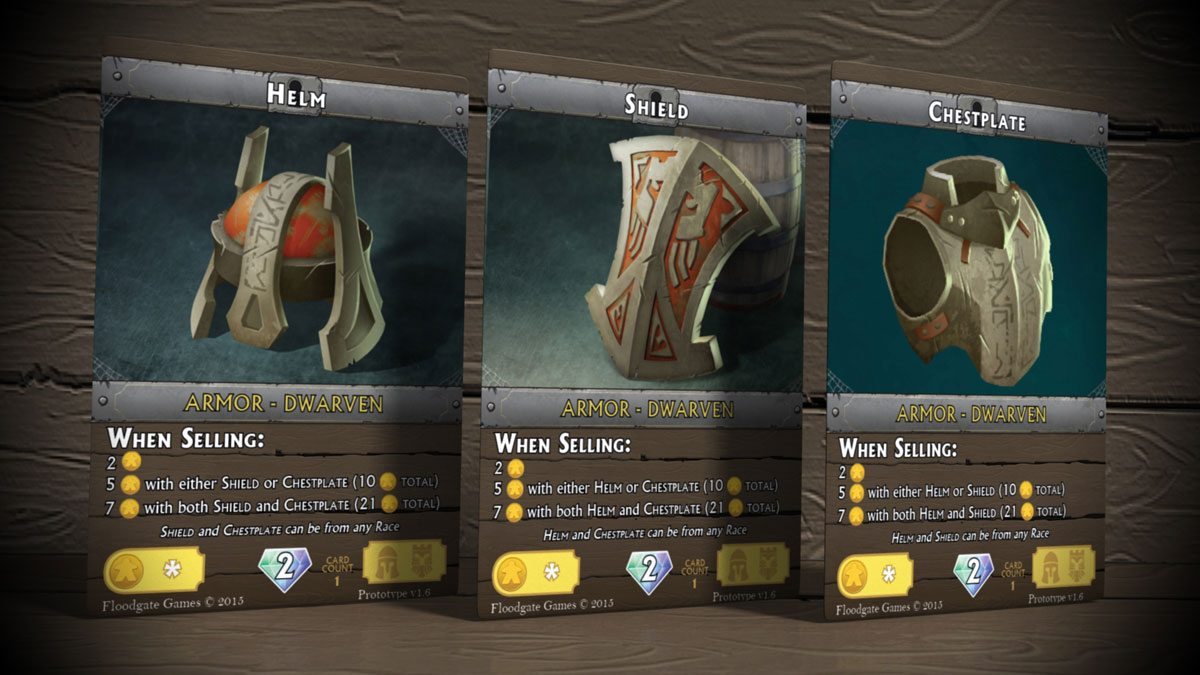 Vault Wars armor