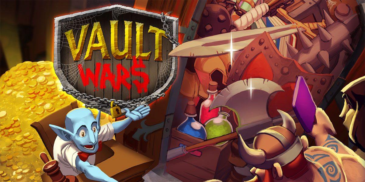 Kickstarter Tabletop Alert: 'Vault Wars'