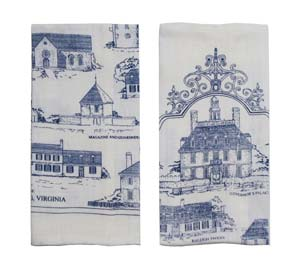 This IS the towel I got in Williamsburg. Image: williamsburgmarketplace.com