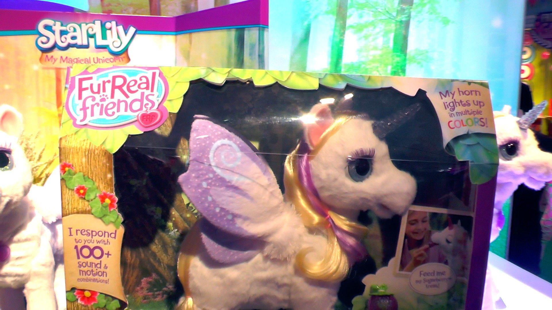 Hasbro Highlights From Toy Fair 2015