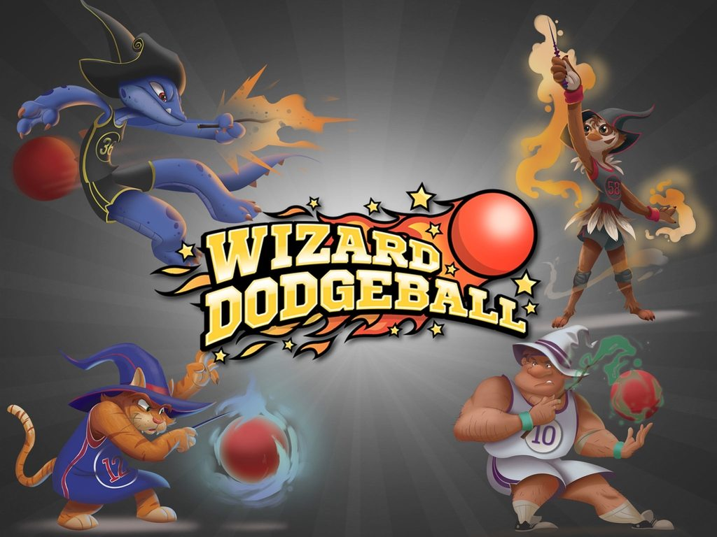 Wizard Dodgeball