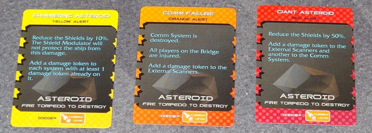 Adrift Asteroids