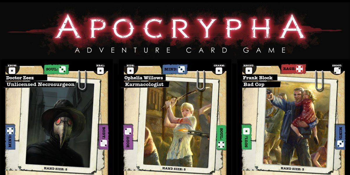 Last Day to Back 'Apocrypha'