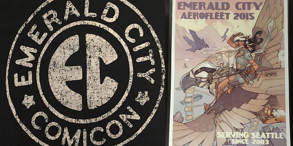 Emerald City Comic Con 2015 Rundown