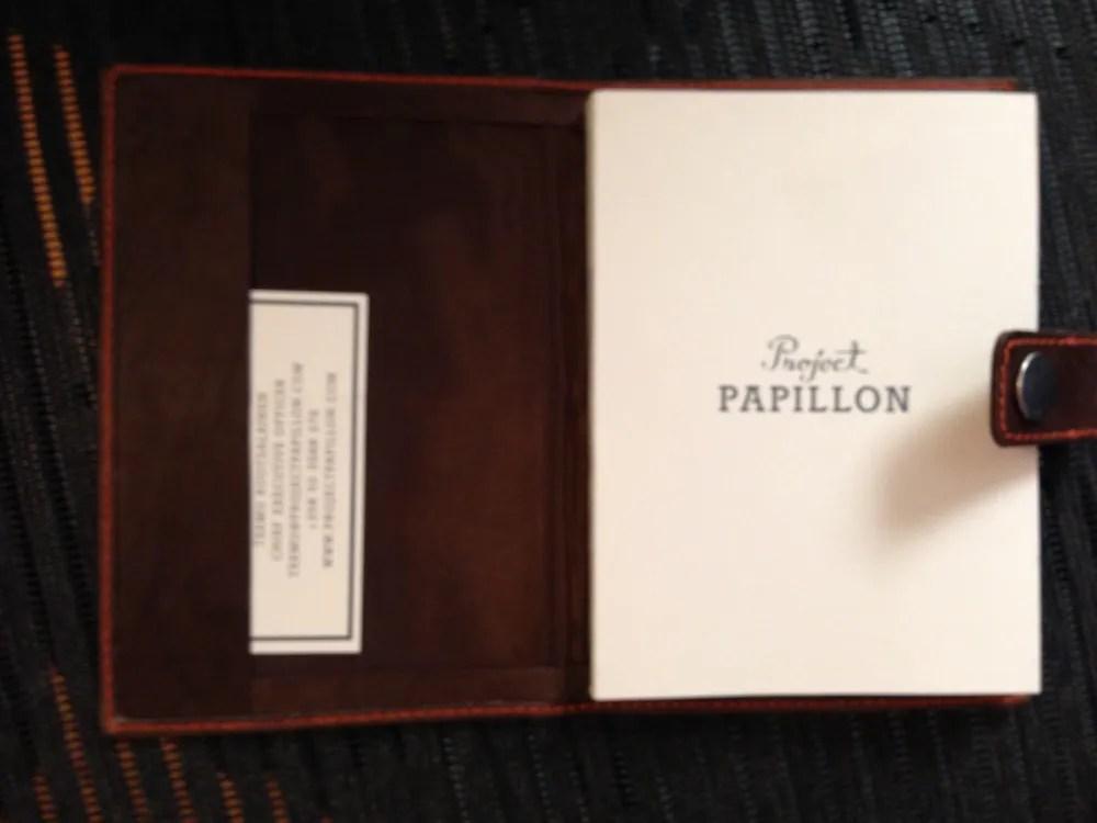 Project Papillon Open