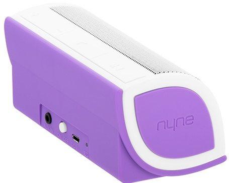 Nyne Mini Speaker in Purple