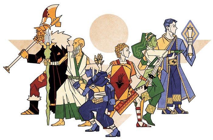 Phoenix characters