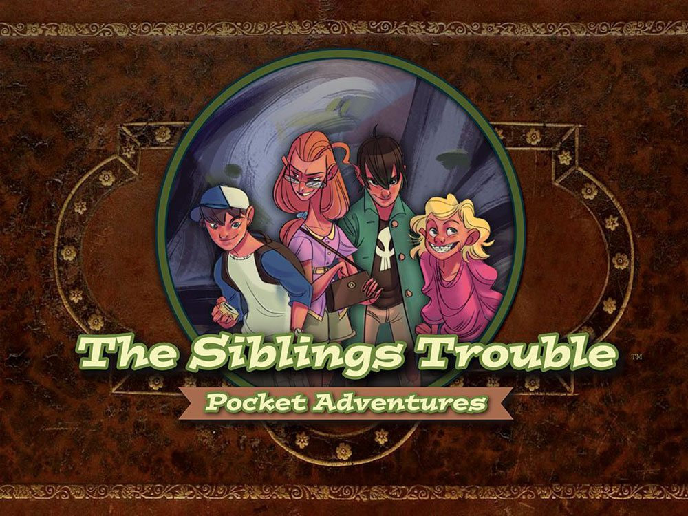 The Siblings Trouble cover