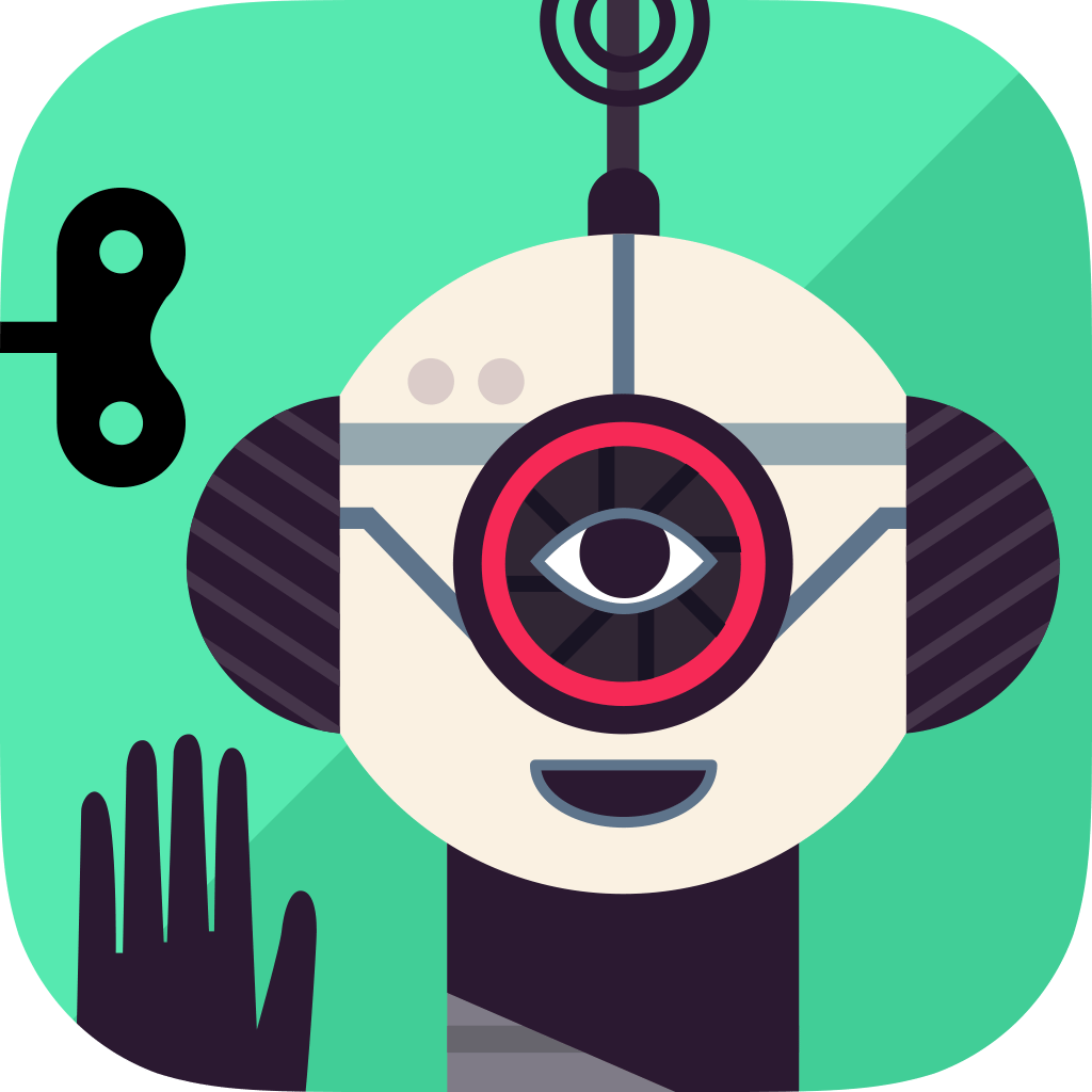 The Robot Factory Icon
