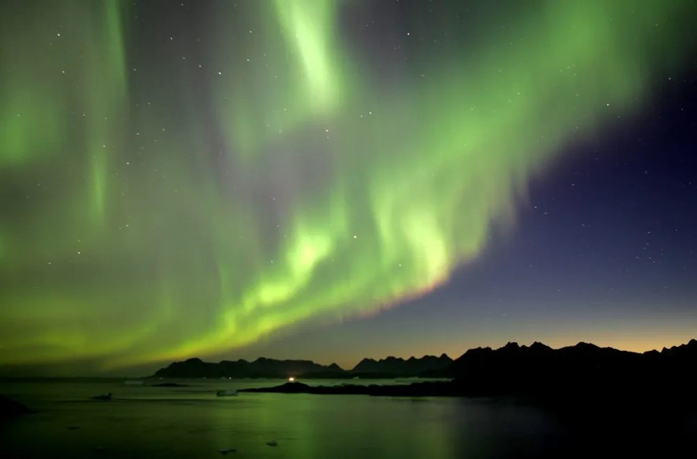 Plenty of Northern Lights. Photo: CC BY 2.0 by Nick Russill
