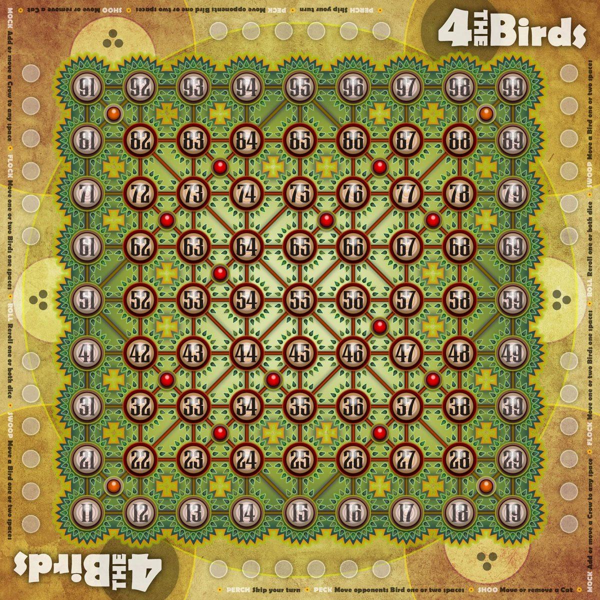 4 the birds board