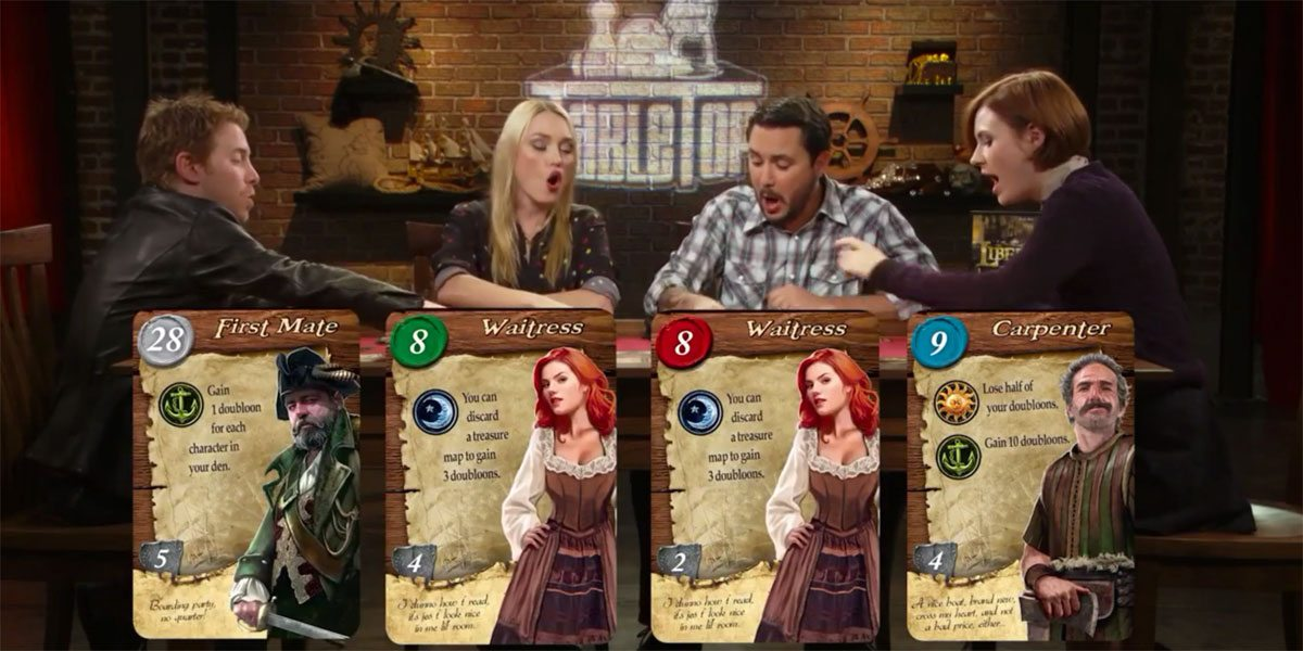 TableTop Sets Sail With 'Libertalia'