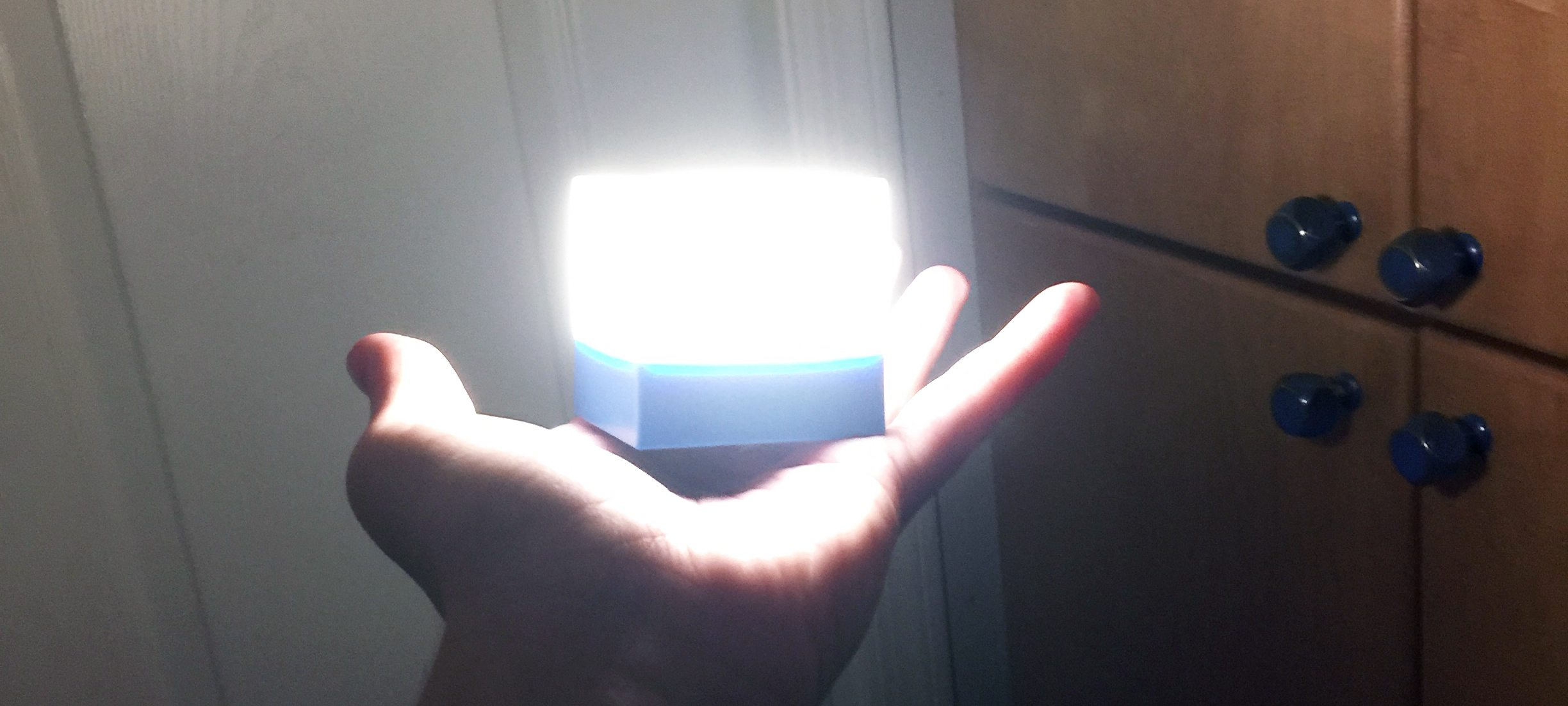 Cantrips in Real Life: Enevu Cube Light
