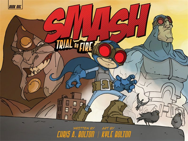 Smash Trial by Fire