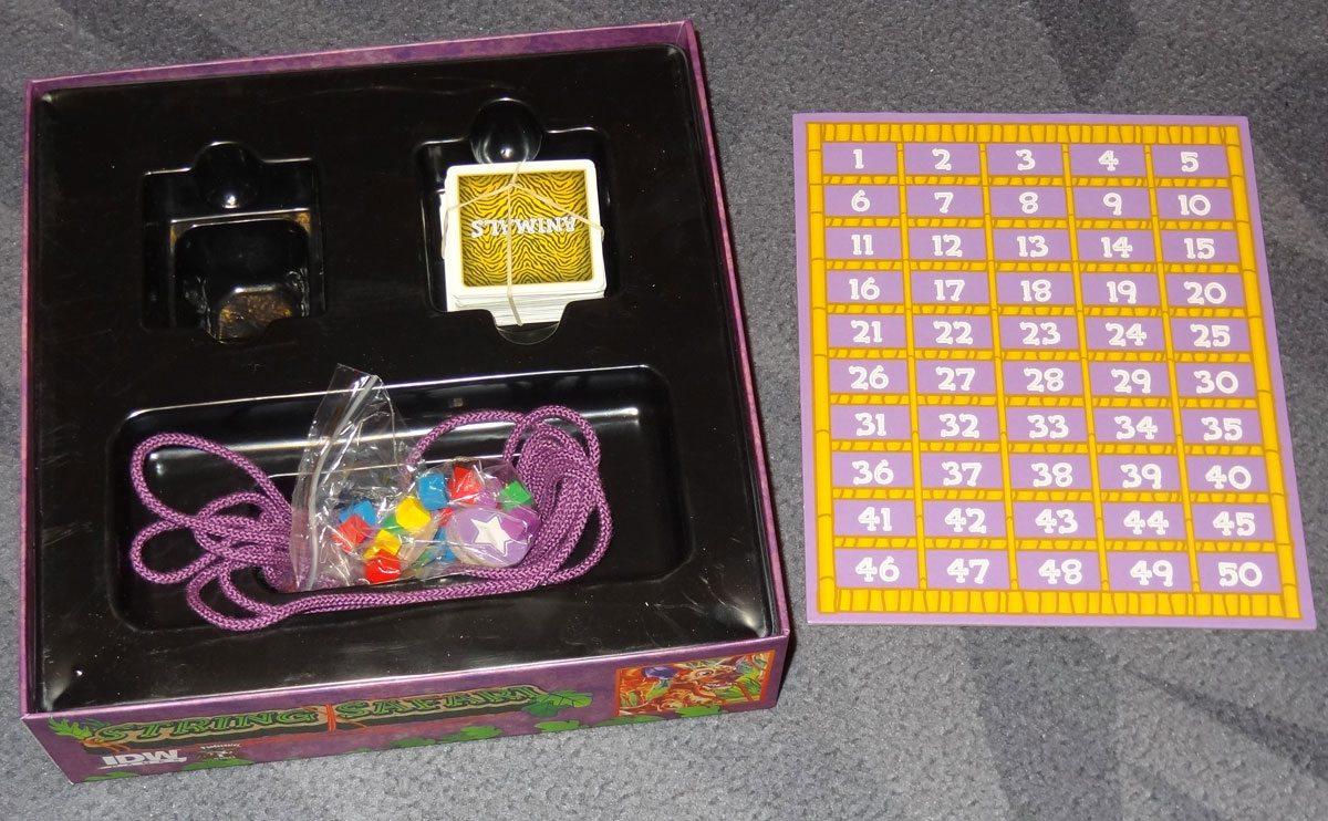 String Safari Box