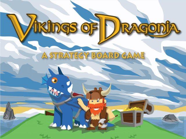 Vikings of Dragonia cover