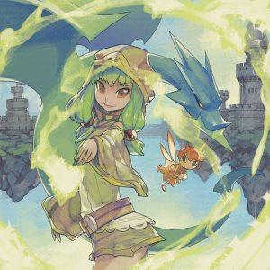 Fantasy Trend card art