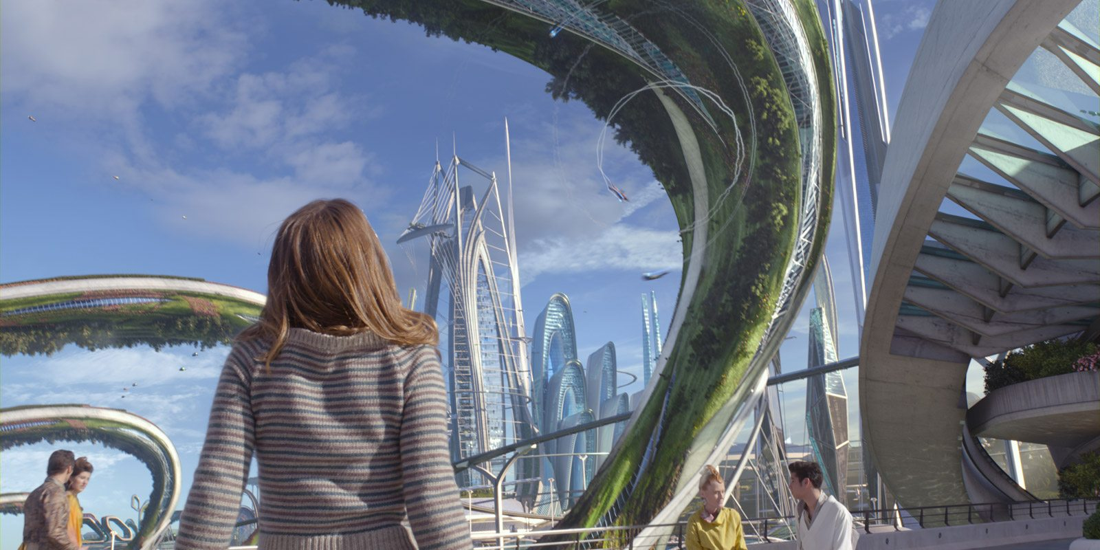 8 Things Parents Should Know About 'Tomorrowland'