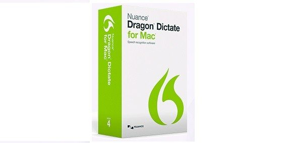 Dragon Dictate 4 for Mac